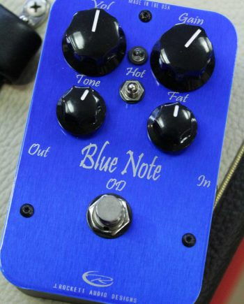rockett audio designs blue note od