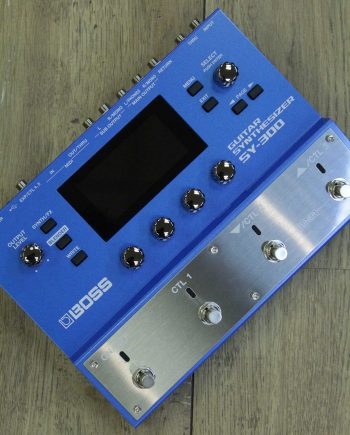 boss sy-300 guitar synthetizer