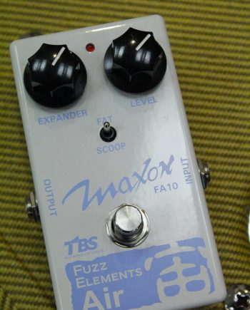 maxon fuzz elements air fa-10