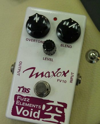 maxon fuzz elements void fv-10