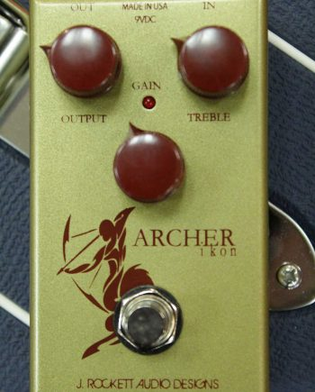 rockett audio designs archer ikon