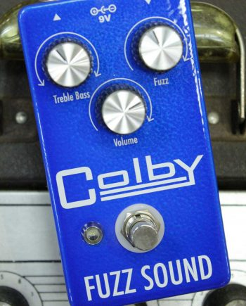 earthquaker devices colby fuzz