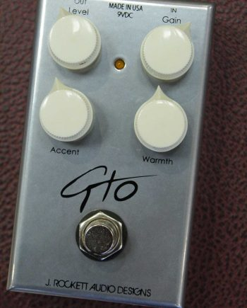 rockett audio designs gto