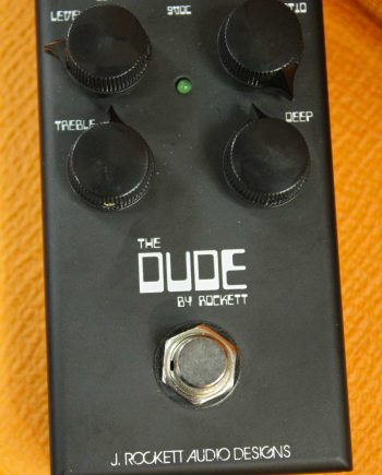 rockett audio designs the dude