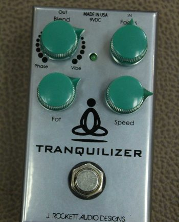 rockett audio designs tranquilizer