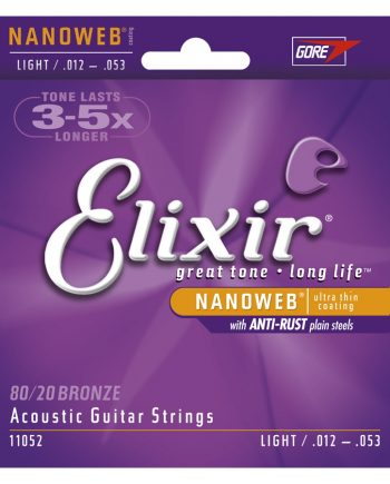 elixir nanoweb 11052 light 12-53