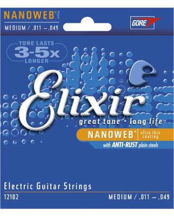 elixir nanoweb 12102 medium 11-49