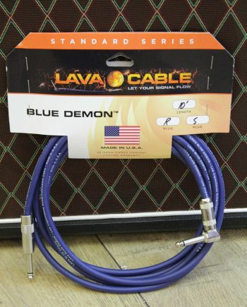 lava cable blue demon 3m droit coude
