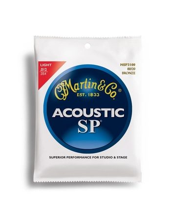 martin sp msp3100 light 12-54