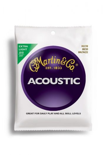 martin m170 extra light 10-47