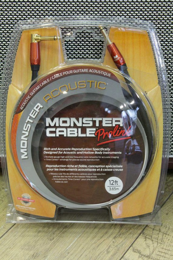 monster cable acst2-12a 3m65 droit coude