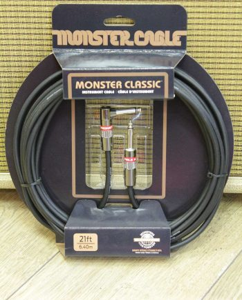 monster cable clas-i-21a 6m40 droit coude