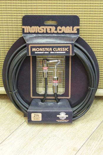monster cable clas-i-12a 3m65 droit coude
