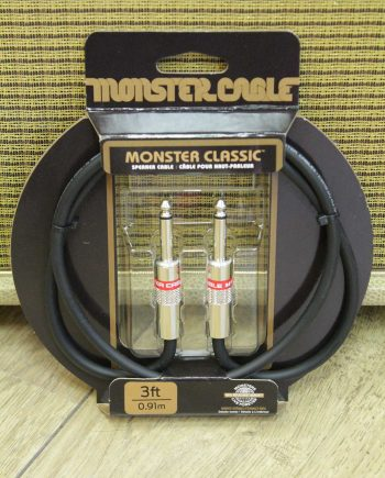 monster cable hp clas-s-3 speaker 90cm