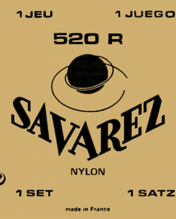 savarez rose 520r tension normale